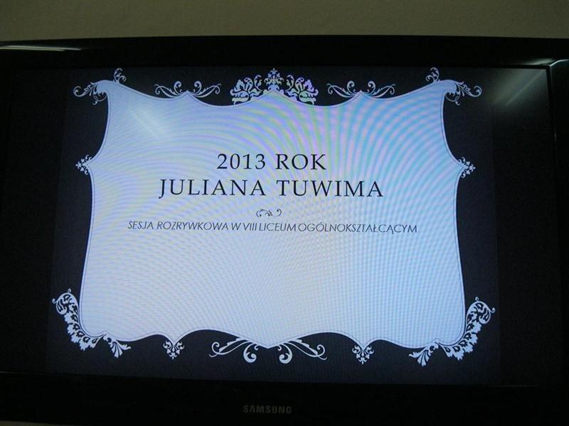 2013 - Rok Tuwima (1)